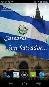 El Salvador Flag Live Wallpaper 4.2.4 APK Mod Latest Version 2