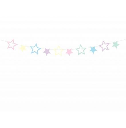 Stjärngirlang - Unicorn Star