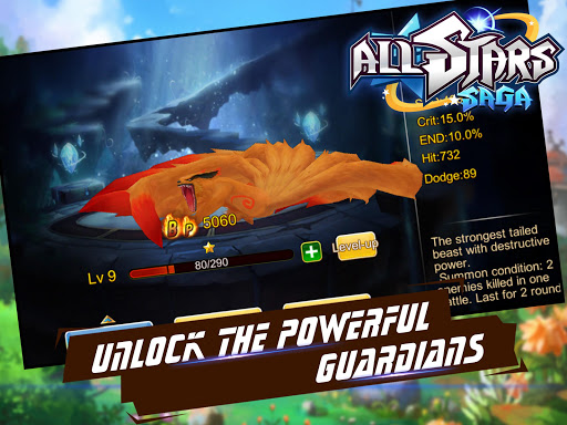 All-Stars Saga 1.9 screenshots 10