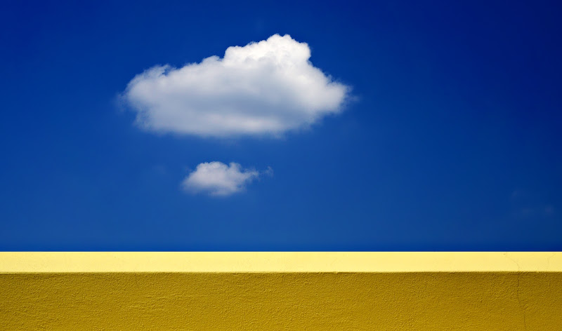 La leggerezza delle nuvole di gaspare_aita