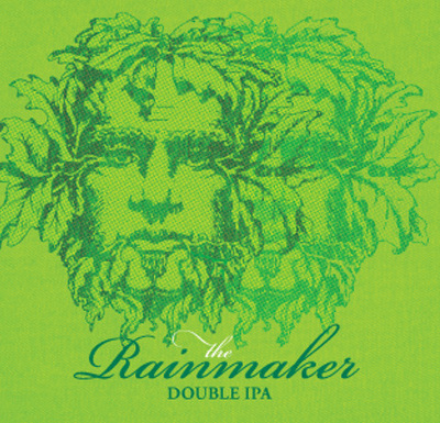 Logo of Green Man The Rainmaker