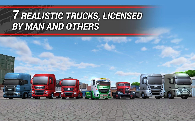 TruckSimulation 16- tangkapan layar