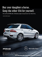 Photo: ML 63 AMG Print Ads