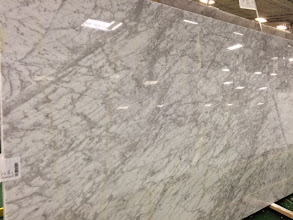Photo: Bianco Carerra Marble