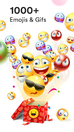 Emoji Phone for Android - Stickers & GIFs 1.1.0 screenshots 1