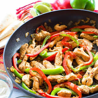 Not Spicy Sauce Chicken Fajita Recipes.