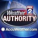 Fox 2 Weather icon