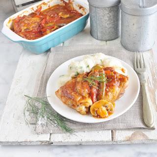 Non Dairy Chicken Casserole Recipes