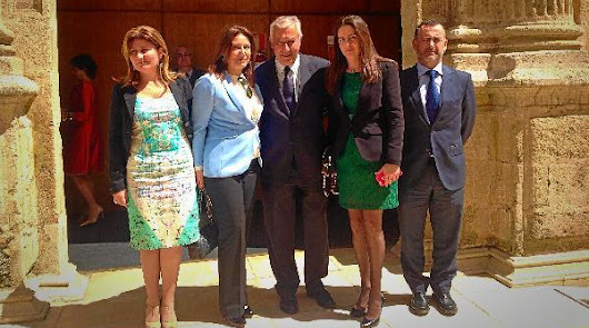 Carmen Crespo, portavoz adjunta del PP en el Parlamento andaluz