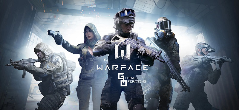 Online Mobile Games - Warface Mobile