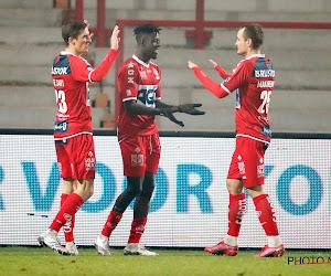 KV Kortrijk - RC Genk Gueye