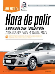 Revista Autoesporte - screenshot thumbnail