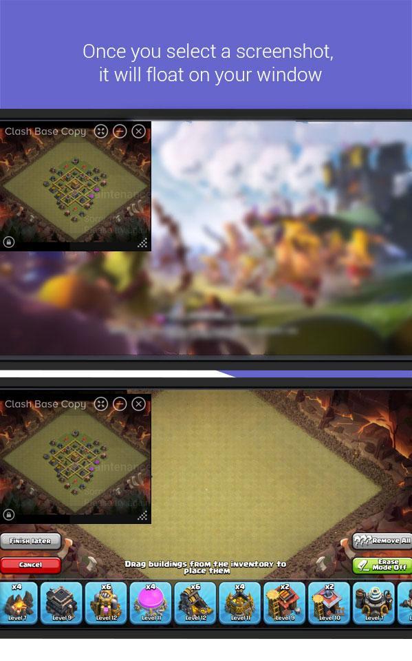 Clash Base Designer for COC Screenshot 7