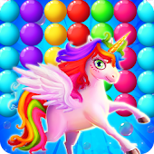 Unicorn Bubble Legend