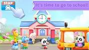 Let's Drive! -Baby Panda's School Bus Apps (apk) baixar gratuito para Android/PC/Windows screenshot
