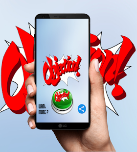Download Objection Sound Button For PC Windows and Mac apk screenshot 1