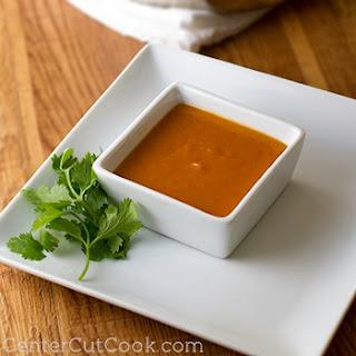 Easy Thai Style Peanut Sauce