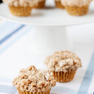 Cinnamon Swirl Coffee Cake Muffins