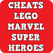 Cheat Codes for Lego Marvel