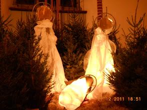 Photo: 27 XII 2011 roku - szopka u Dominikanów