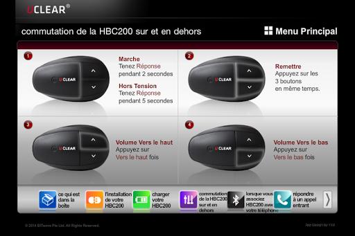UCLEAR HBC200 French 1.0 screenshots 5