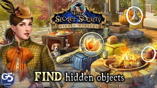 The Secret Society MOD (Unlimited Coins/Gems) 9