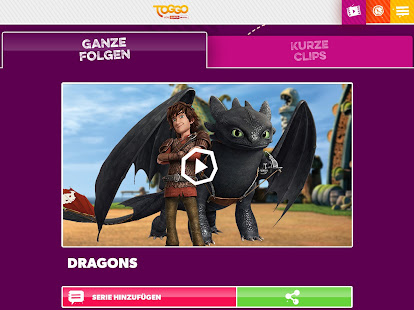 App TOGGO Videos APK for Windows Phone