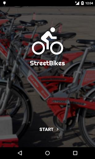 StreetBikes bike sharing