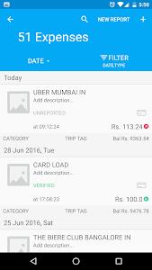 Happay - Expense Management screenshot 2