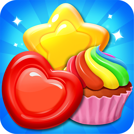 Sweet Family: Match 3 Candy