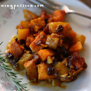 Sweet Potato Chutney Recipes