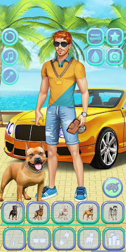 Dream Boyfriend Maker android2mod screenshots 2