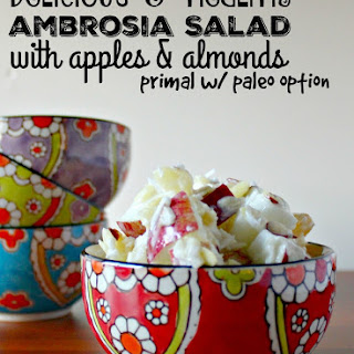 What Mom Never Told You About Ambrosia Salad