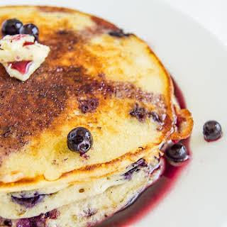 Buttermilk Pancakes With Cake Flour Recipes.