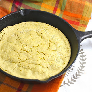 "Low Carb Skillet ""Corn""bread."