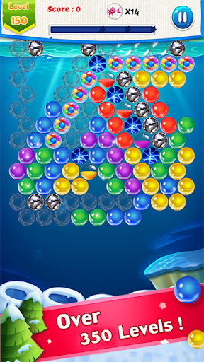 Fish Rescue : Bubble Shooter Game image   11