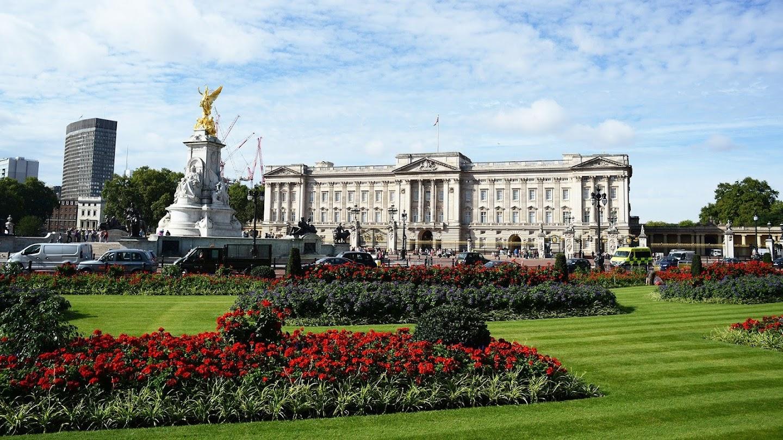 Watch Inside Buckingham Palace live