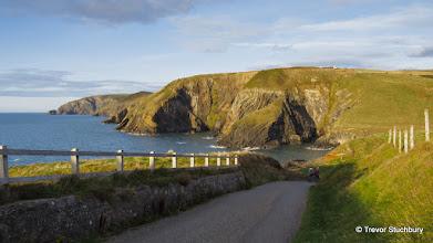 Photo: Pembrokeshire Coast, Ceibwr Bay