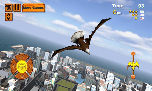 Eagle Bird City Simulator 2015