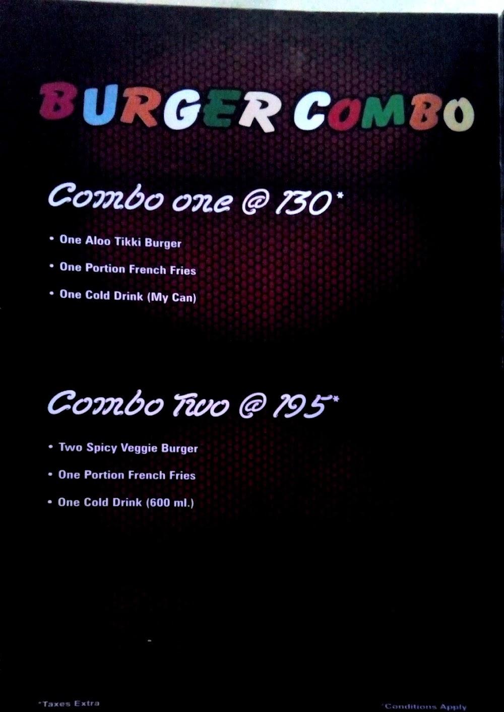 Pizza Burst Mira Road menu 4