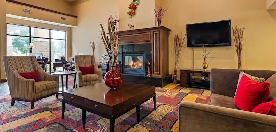 Best Western Plus Trail Lodge Hotel & Suites