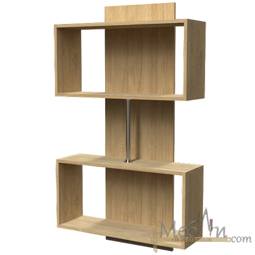 Настенная полка П-1 мебель разработана и произведена Фабрикой Тиса мебель