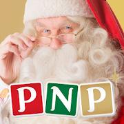 PNP–Polo Norte Portátil™ Llamadas/videos de Santa