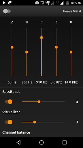 PowerAudio Free - Music Player   Audio Player 5.0.4 screenshots 3