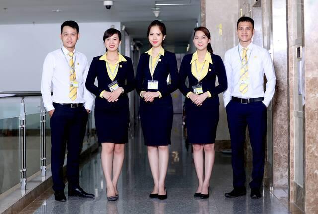 Đồng phục nhân viên tập đoàn