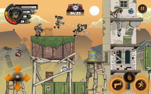 Code Triche Metal Soldiers 2 APK MOD screenshots 6