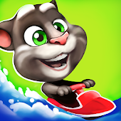 Talking Tom Jetski Android APK Download Free By Outfit7 Limited