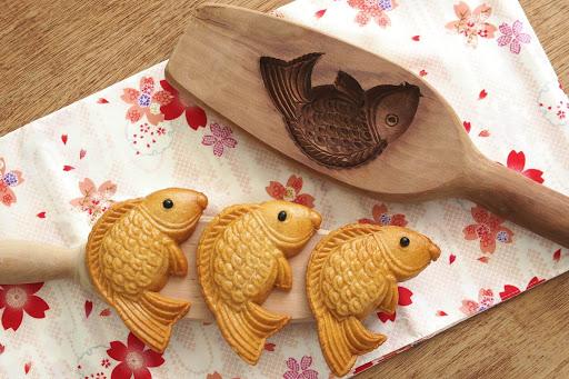 Bánh trung thu hình cá chép
