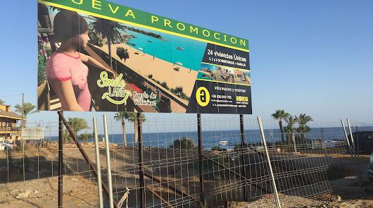 Reinician los trabajos arqueológicos de Baria  para edificar 24 viviendas