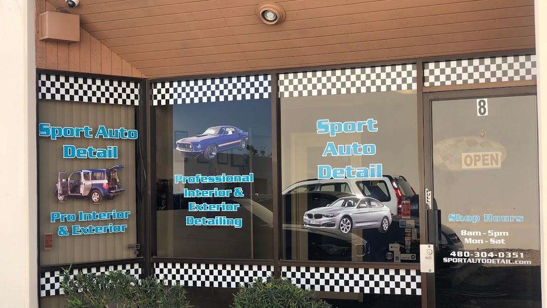 Car Detail Shop >> Sport Auto Detail Car Detailing Service In Tempe